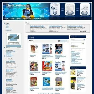 Established Linux Software Online Business Website For Sale Free Domain Name