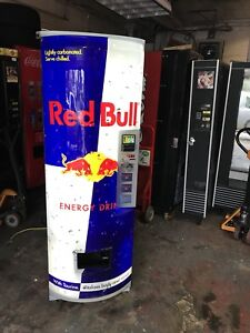Royal 372 Red Bull Machine