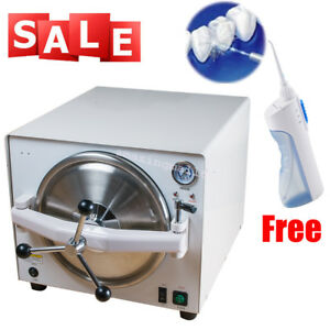 Medical Steam Sterilizer Autoclave Dental Pressure Stainless Steel Irrigator