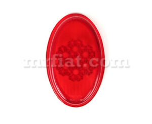 Volkswagen Beetle 1956 61 Red Oval Tail Light Lens New