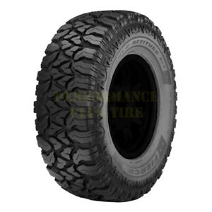 Goodyear Fierce Attitude M T Lt275 70r18 125p 10 Ply Quantity Of 4