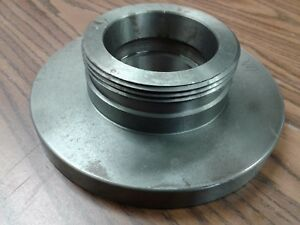 8 L0 Semi finished Adapter Plate For Lathe Chucks adp 08 l0sm new