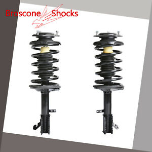 For Geo Prizm 1993 1994 1995 1996 1997 Front Pair Complete Shocks