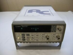 good 30 Days Warranty Agilent Hp 53131a 225 Mhz Universal Frequency Counter