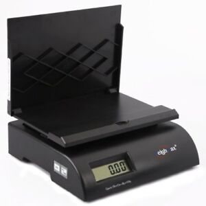Digital Postal Scale Electronic Portable Shipping Postage Weight Accurate Black