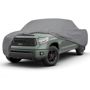 csc Heavy Duty Waterproof Pickup Truck Car Cover For Toyota Tundra 2007 2018