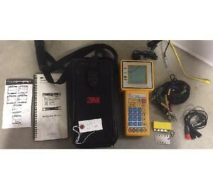 3m Dynatel 965dsp Cable Tester Tdr isdn ver 6 00 5