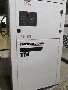 Ingersoll rand Tm 200 Air Compressor Mint And Ready To Work Action Packed