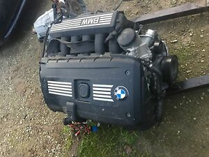 2009 2011 Bmw E90 E92 E91 E93 328i 328 N51 Engine Motor Original 70k