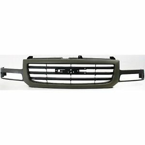 For 2003 2006 Gmc Sierra Grille Assembly 2005 2004