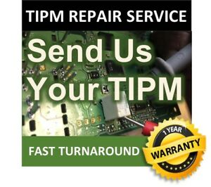 2011 Dodge Ram 1500 Tipm Fuse Box repair Service 04692319ag