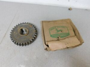 John Deere 50 520 530 Tractor Nos 4th 6th Speed Drive Gear B2443r B3603r 10564