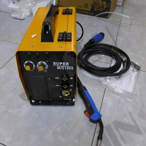 220v 160a Mig 160 2 In 1 Mma Mig Co2 Mig Welding Machine Small Mig Welder