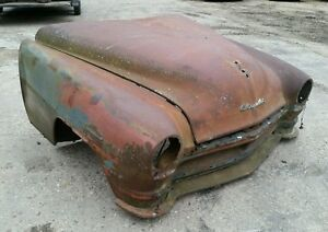 1949 49 Chrysler Windsor Front Clip Fenders Grill Hood Shipping Included