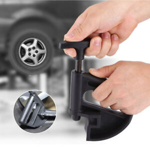 Car Truck Tire Tyre Changer Bead Clamp Drop Center Rim Hunter Coats Removal Tool