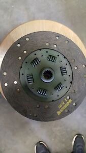 Ford Tractor Clutch Disc 601