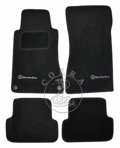 Floor Mats Fits Mercedes Clk W209 2002 03 04 05 06 07 08 09 2010