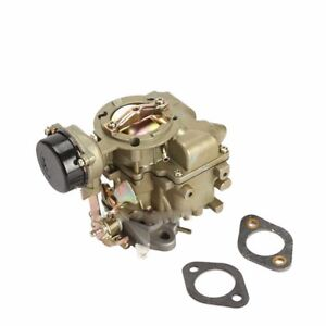 New Carburetor Yf Carter Vacum For Ford E100 Econoline Country Sedan D5tz9510ag