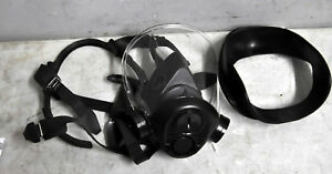 Survivair 7630 Full Face Filter Gas Mask Size Medium