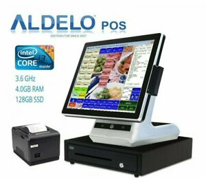 Aldelo Pos Pro Completely State Of The Art Total Pos System 5 Years Warranty
