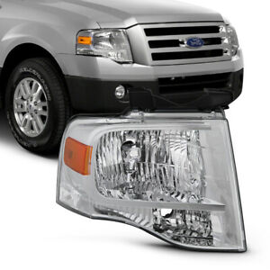 2007 2014 Ford Expedition Headlight Lamp factory Style Passenger Side Assembly