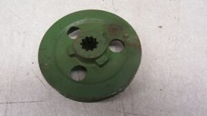 John Deere G 70 Tractor New Old Stock Fan Pulley F807r Jbcd