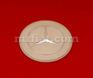 Mercedes 300 Sl Gullwing 1954 57 Ivory 76 Mm Horn Button New