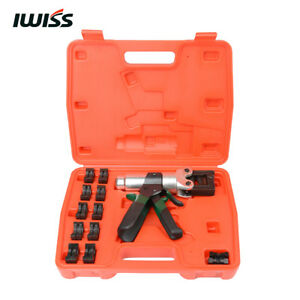 Ht 150 Mini Hydraulic Crimping Tools For Electrical Terminals 4 150mm