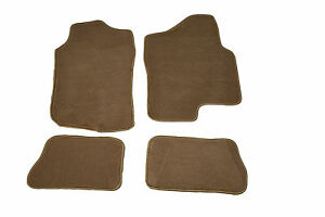 Custom Fit Carpet Floor Mats For Chevy Tahoe Yukon Suburban 2000 2013 Tan