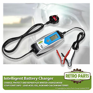 Smart Automatic Battery Charger For Osca Inteligent 5 Stage