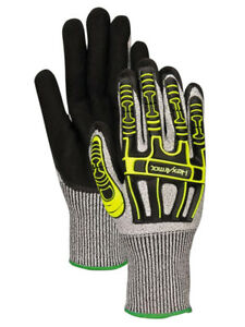 Hexarmor Rig Lizard Thin Lizzie 2090 Impact Glove With Hppe Shell Cut Level A4