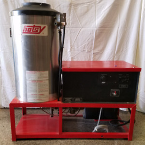 Used Hotsy 931ss 1ph Natural Gas 4gpm 2000psi Hot Water Pressure Washer