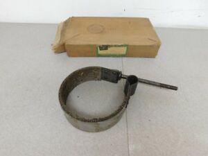 John Deere L La Tractor Nos Brake Band With Lining Al2011t 10613
