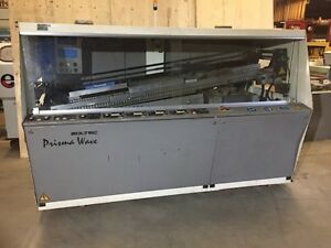 Soltec Prisma Wave Solder Machine Model 6621