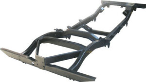 1952 1968 Cj3b Frame Fits Willys Jeep Md Juan Cca003