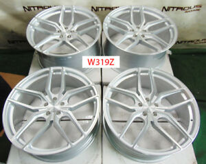 22 Stance Sf03 Concave Bentley Continental Gt Flying Spur Wheels W319z
