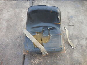 Rounder L 600 Skid Steer Seat And Seat Mount Gehl 360