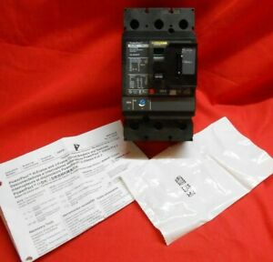 Square D Jdl36200 Yp Circuit Breaker 200 Amp 3 pole 600 Vac New In Box