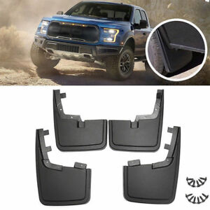 For Ford F 150 Mud Flaps 2015 2018 Mud Guards Splash Flares Front