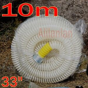 33 10m Long Tube Pipe For Fresh Air Fed Mask Full Face Respirator Supplied Air