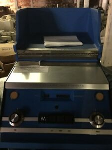 Maico Hearing Instruments Ma 19 Screening Audiometer Complete And Working