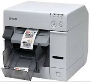 Epson Tm c3400 011 Color Inkjet Label Printer From Neway Packaging