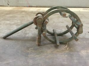 General Manufacturing Pipeline Clamp