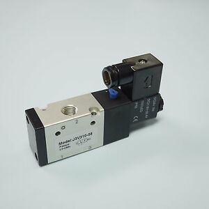 1 4 Pneumatic 3 2 Way Electric Control Solenoid Valve 3v310 08 dc24v