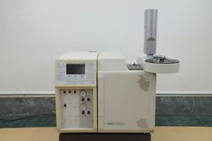 Varian Cp 3800 Gas Chromatograph Version 3 3 4a W Cp 8410 Auto Injector 13765