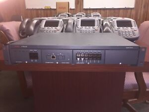 Avaya Ip Office 500 Complete Voip Phone System Pulled From A Working Environment