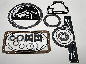 Buick Dynaflow Automatic Transmission External Seal Kit 1948 1954
