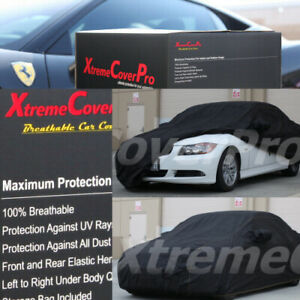 2007 2008 2009 2010 2011 Bmw 328 335 Breathable Car Cover W Mirrorpocket