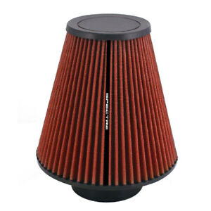 Spectre Hpr9611 Cold Air Intake Cai 3 5 Inlet Cone Air Filter Red 9 5 Tall