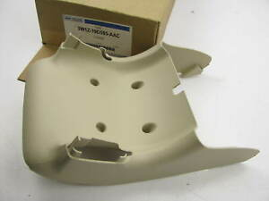 Ford 3w1z 19d585 aac A c Floor Console Register Cover 2003 2005 Lincoln Town Car